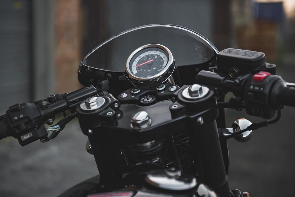 Headlight Fairing Kit - Black 3